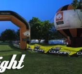 SUCCESSO DEL 1^ BIKE TRIBE BY NIGHT: IVAN GALANTE TRIONFA a Salgareda