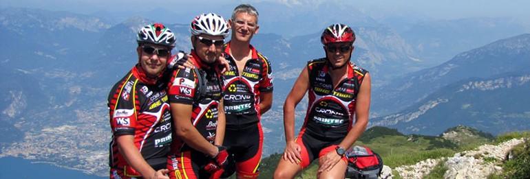 Massimo Binetti vince la Malgammergut 2013 sul Monte Altissimo di Nago!