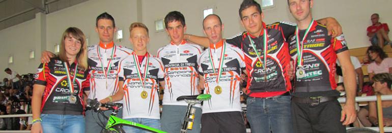Premiazione Campioni Provinciali di Treviso: Bike Tribe da Record!