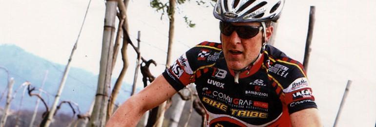 Giuliano Cancian premiato per il 3° posto al Friul Mtb Challenge!