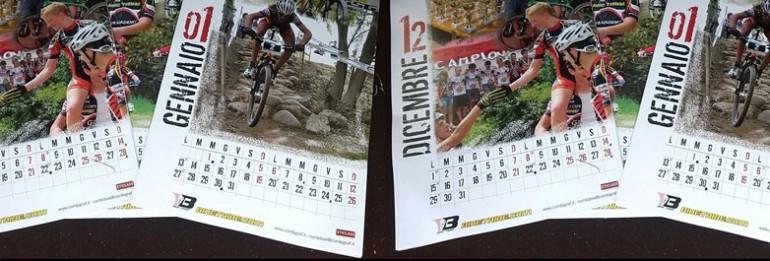 Buon Anno con il Calendario Bike Tribe 2014!