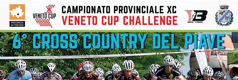 6° Cross Country del Piave: presentazione al Bike Festival di Riva del Garda.