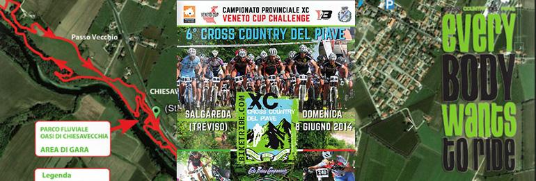 E' on-line la nuova Brochure del 6° Cross Country del Piave!