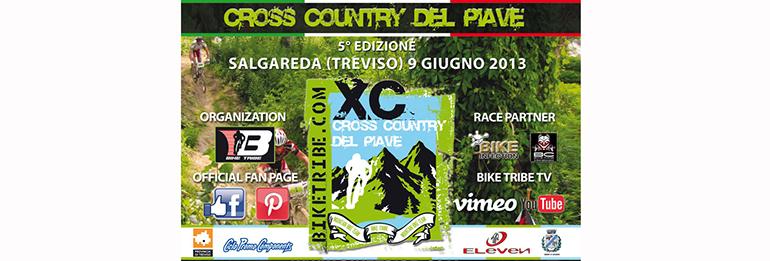 5° Cross Country del Piave: in 311 al via!