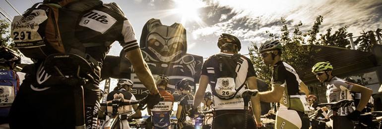 BC Bike Race: giro di boa con due Canadesi al comando!