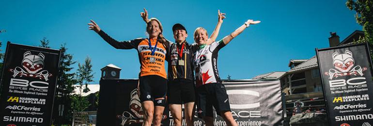 Kris Sneddon e Kim Hurst vincono la BC Bike Race 2013!