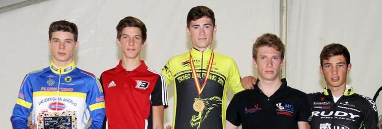 Trofeo d'Autunno: Manuel Basso conquista il 2° posto finale tra gli junior!