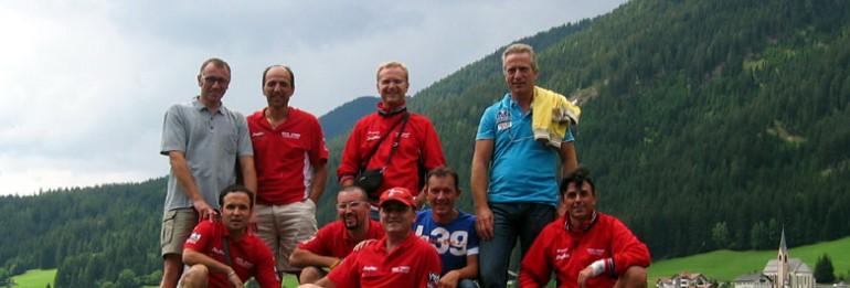 Dolomiti Superbike: il Bike Tribe festeggia!