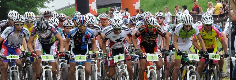 Nicholas Pettinà, vince il 4° Cross Country del Piave e rappresenterà l'Italia al Bike Infection di Kaprun in Austria!