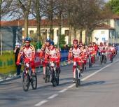 Il Bike Tribe partecipa alla 5° Treviso Marathon.