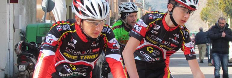 La Stagione agonistica è iniziata: il Bike Tribe è di nuovo sul podio!