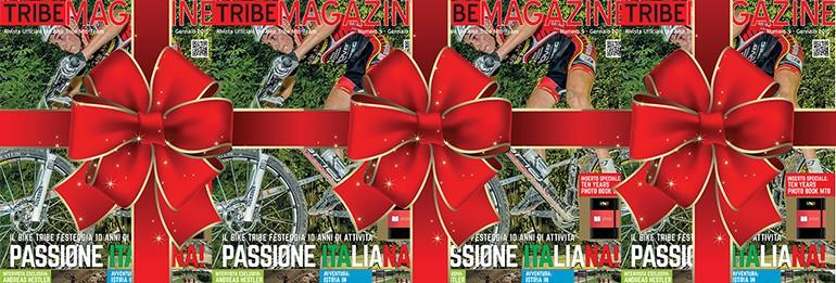Buon Natale con il numero da collezione di Tribe Magazine!