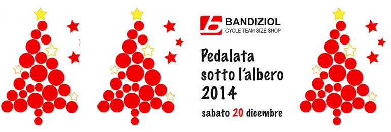 Bandiziol: sabato si festeggia con la pedalata sotto l'albero!
