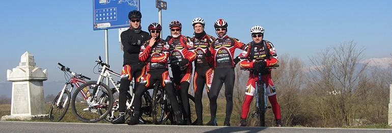 IMBA TRAIL: Itinerario TV3, la ciclabile lungo il Monticano