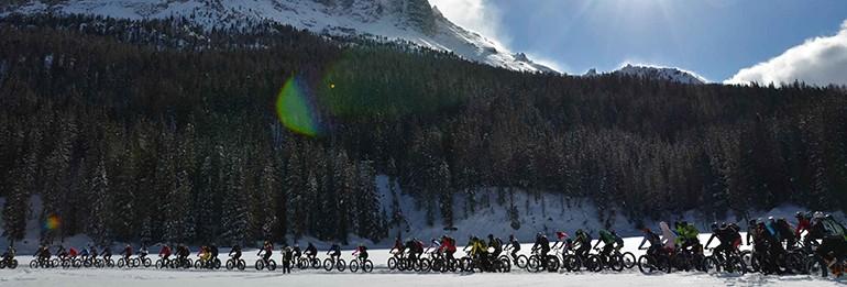 Misurina/Auronzo, operazione 1° 3Epic Winter Ride perfettamente riuscita!