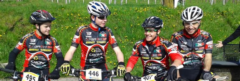 Veneto Cup: 500 bikers a Vidor!