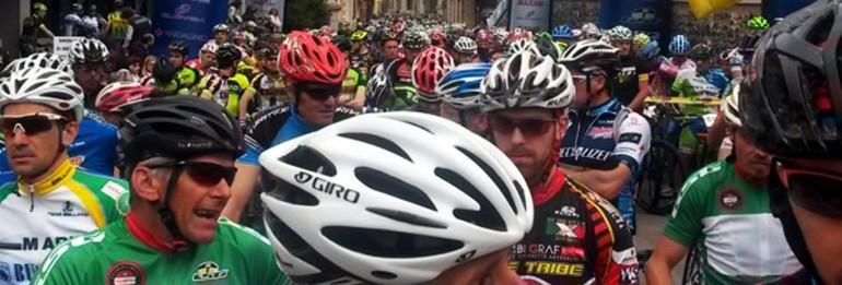 Nicola Marson è 13° alla Granfondo del Durello, Carlo Paludo 16° alla Tiliment Bike!