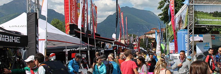 "Torna il Bike Festival: ""sold-out"" nel Garda Trentino!"