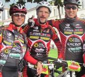 Kristian Hynek vince la Rocky Mountain Marathon: Omero Basso il migliore del Bike Tribe!