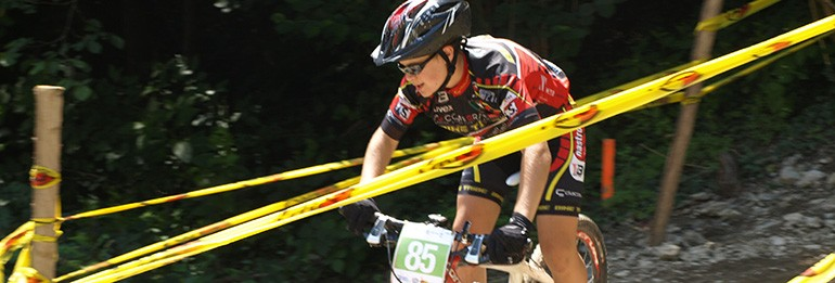 Campionato Italiano Esordienti in Valsugana e Nicola Marson sul podio a Valdobbiadene!