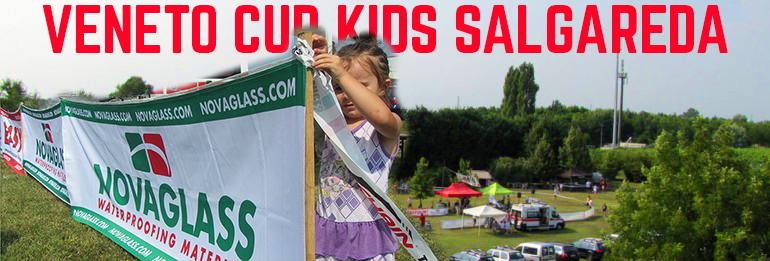 Veneto Cup Kids: Novaglass Cup a Salgareda