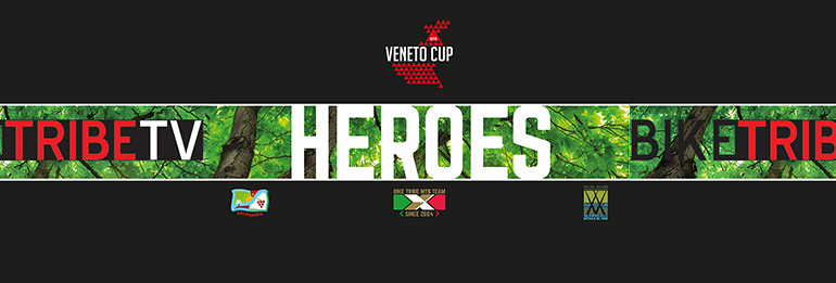 """Heroes"" Il video del 7° Cross Country del Piave"