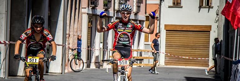 Thomas Mariutti vince a Motta di Livenza, Matteo Tagliapietra è Terzo!
