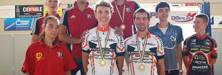 Nicola Marson e Thomas Mariutti sono Campioni Provinciali 2015!
