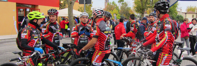 Il Bike Tribe alla Maratona di Salgareda