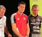 Giuliano Cancian e Nicola Marson premiati alla Veneto Mtb Tour