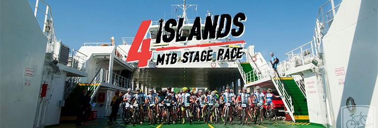 4 Islands, la sfida in mtb sulle isole Croate