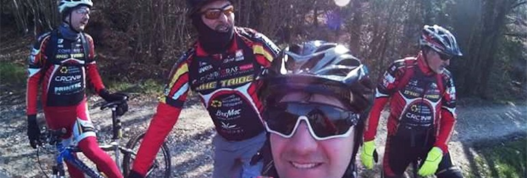 Collalto in Mountain Bike