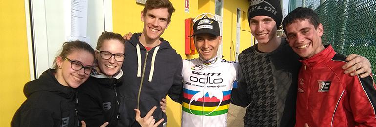 Internazionali d'Italia a Milano: c'è anche il Bike Tribe!