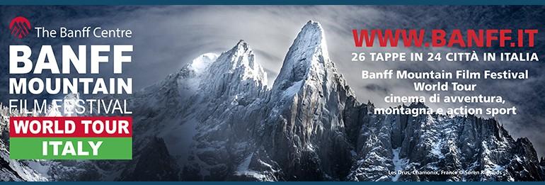 Banff Mountain Film Festival World Tour: i vincitori dei biglietti per la tappa di Treviso!