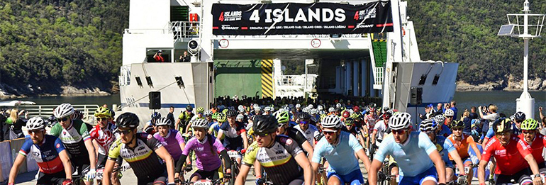 4 Island Mtb Race Stage, grande successo in Croazia!