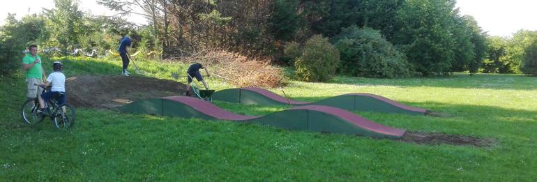 Il nuovo Novaglass Bike Tribe Mtb Academy Park.