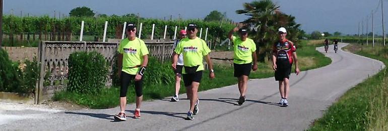 Nina, Pinta, Santa Maria: i nostri Ironmen primi al traguardo!