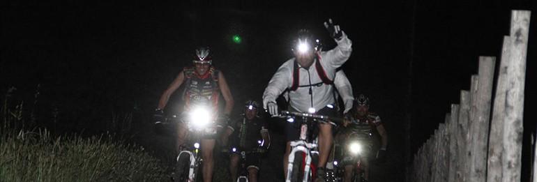 Pedalata in notturna sul Montello Venerdì 22 Luglio