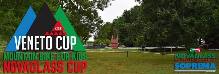 La Veneto Cup Kids inaugura il Bike Park Novaglass!