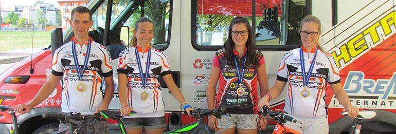 Campionato Provinciale: il Bike Tribe conquista tre maglie!