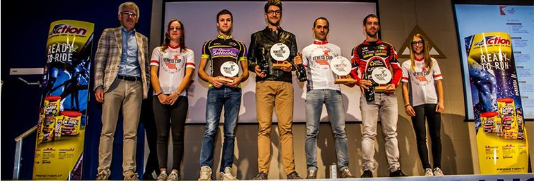 Premiazioni Veneto Cup 2016
