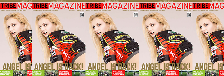 E' on-line il nuovo numero di Tribe Magazine!