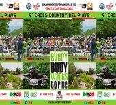 9^ CROSS COUNTRY DEL PIAVE – DOMENICA SI CORRE A SALGAREDA!