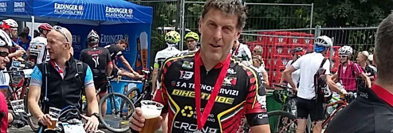 Giuliano Cancian è 11° alla Dolomiti Superbike!