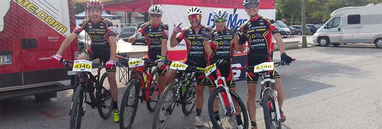 Il Bike Tribe è 3° alla Sei Ore di Bibione!