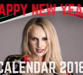 HAPPY NEW YEAR…ECCO IL NOSTRO CALENDARIO 2018!