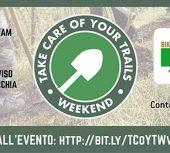 Sabato 7 Aprile sul Piave al Take Care Of  Your Trails Weekend!
