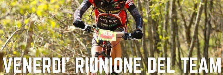 Venerdì 4 Maggio Riunione del Team.
