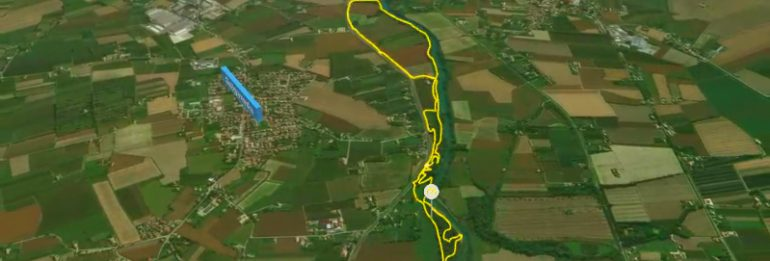 ReLive: on-line il tracciato del 10° Cross Country del Piave!