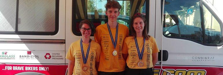 Campionato Provinciale: Gloria, Catia e Alberto sul podio finale!